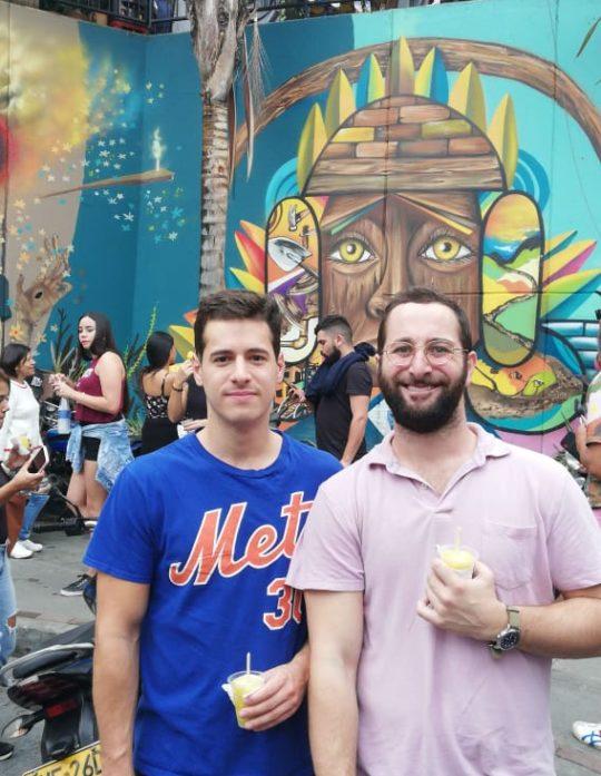 Comuna 13 ( Graffiti Tour )