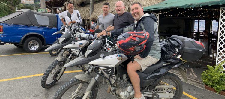 Medellin Motorcycle Adventure
