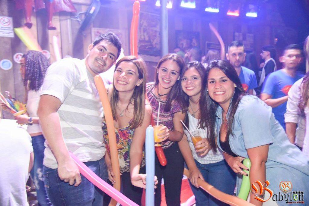 Medellin Nightlife