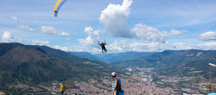 Paragliging Tour